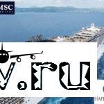 Круиз MSC DIVINA 30.09.18 из Рима по Средиземноморью — 6 ночей